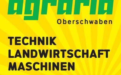 13.10.2021 – 17.10.2021 Agraria Oberschwaben 2021